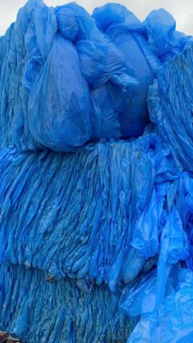 LDPE Blue Film 15731