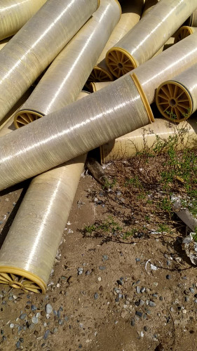 Pp water filter scrap for sale  23898