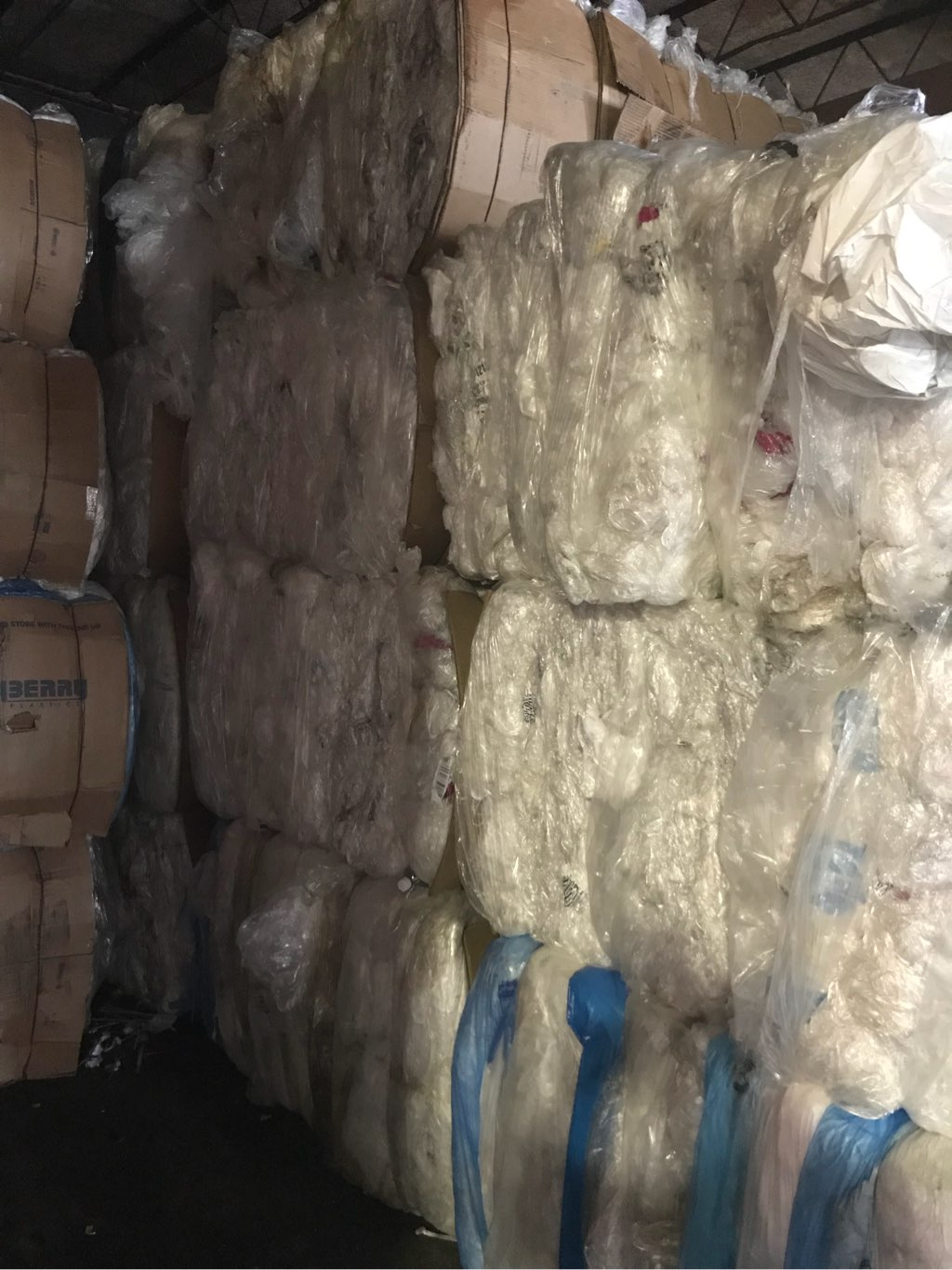 LDPE Baled Film  3809