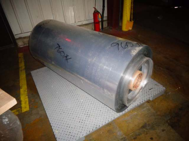 PET Heavy Gauge Rolls with EVOH Coating  138