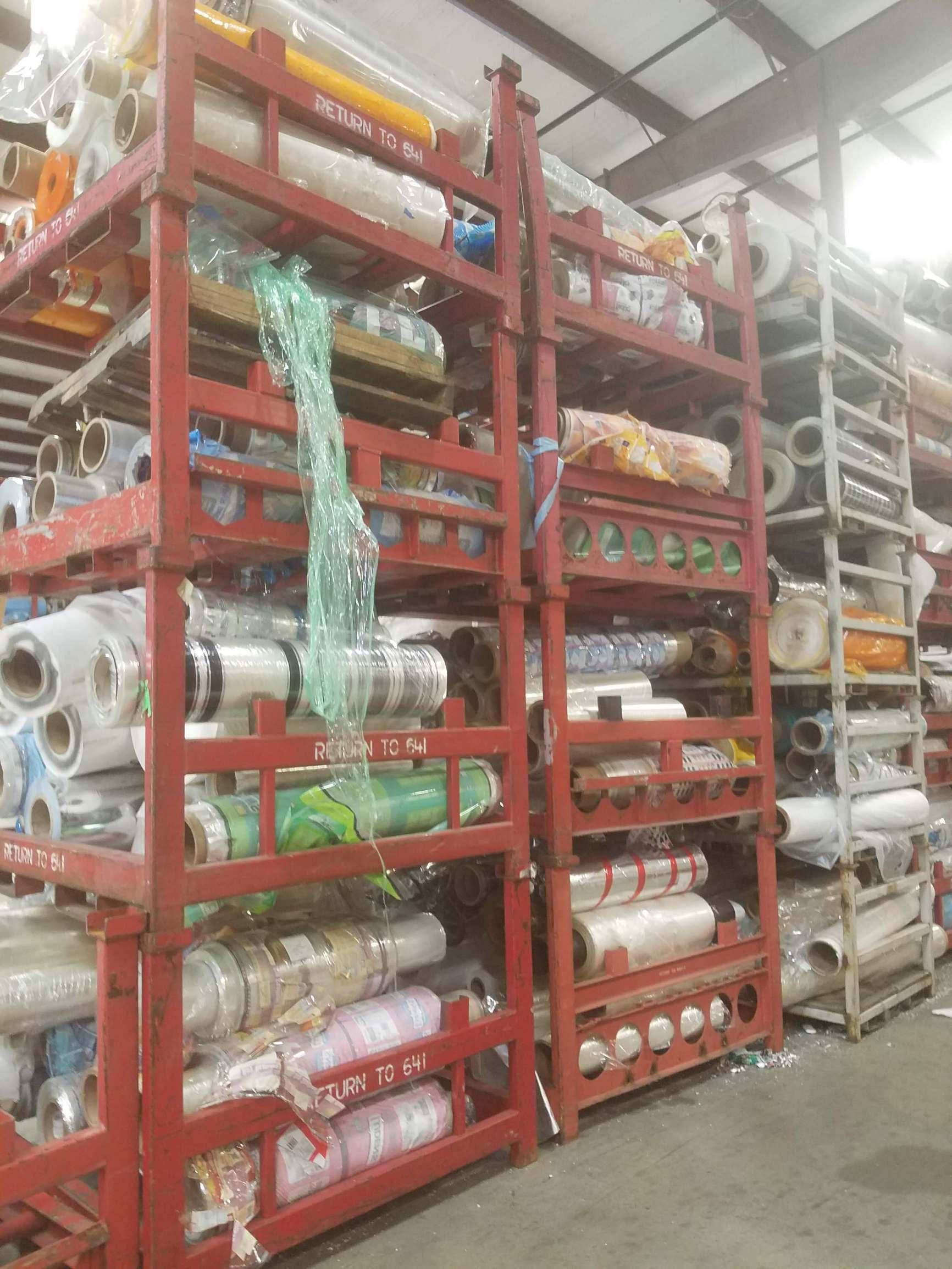 Printed laminated rolls 4641