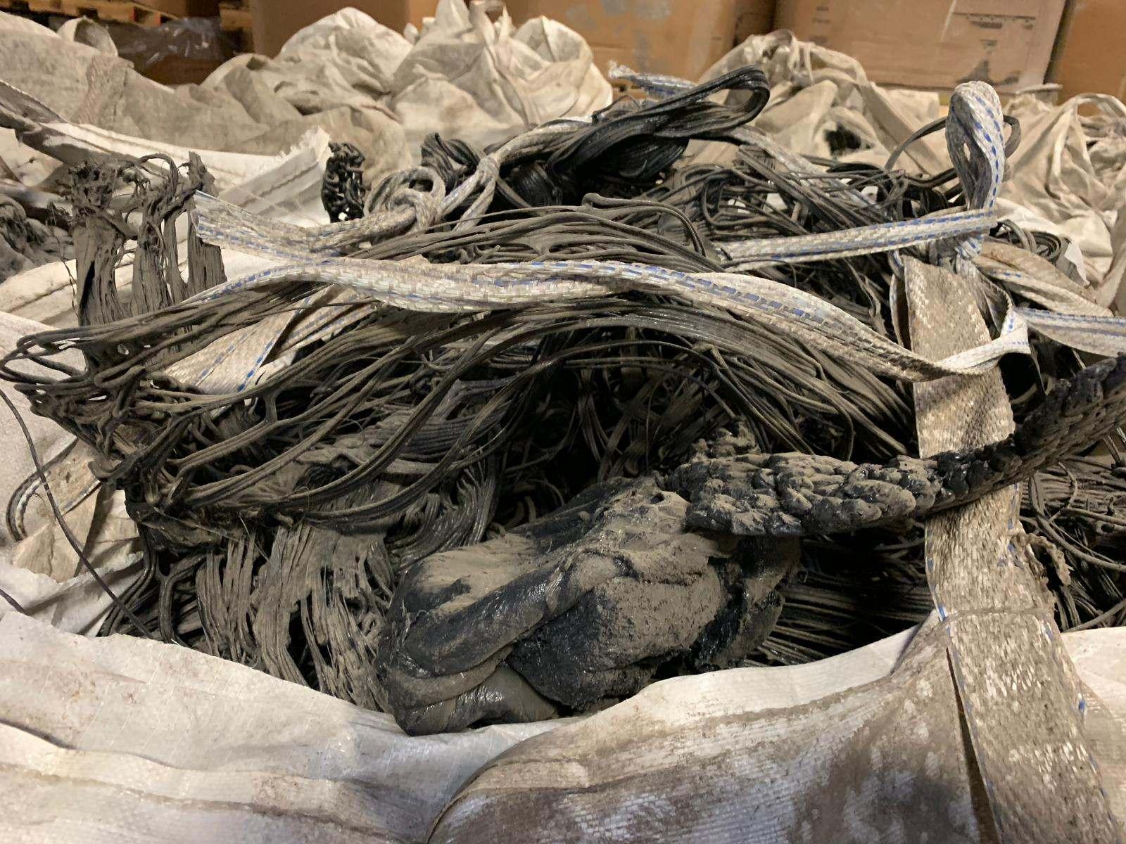 LDPE Black Film Purge, 2 Melt 7818