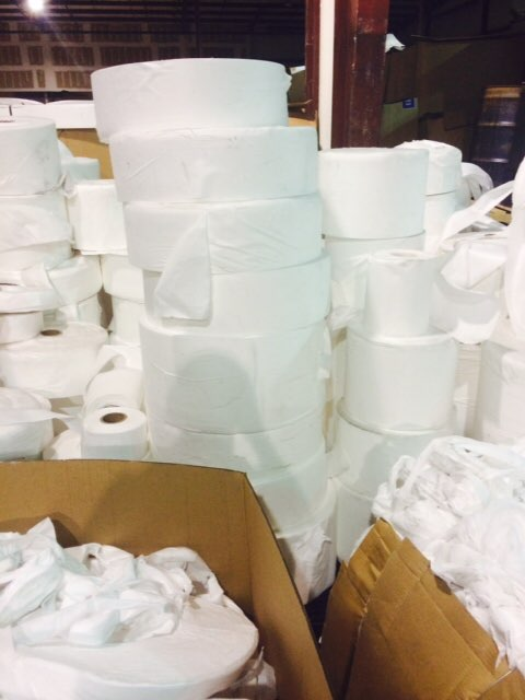 pet non woven  rolls and bales 1201