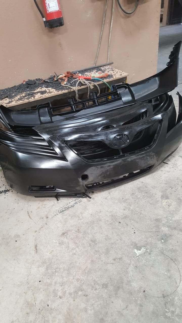 CAR BUMPER REGRIND  8147