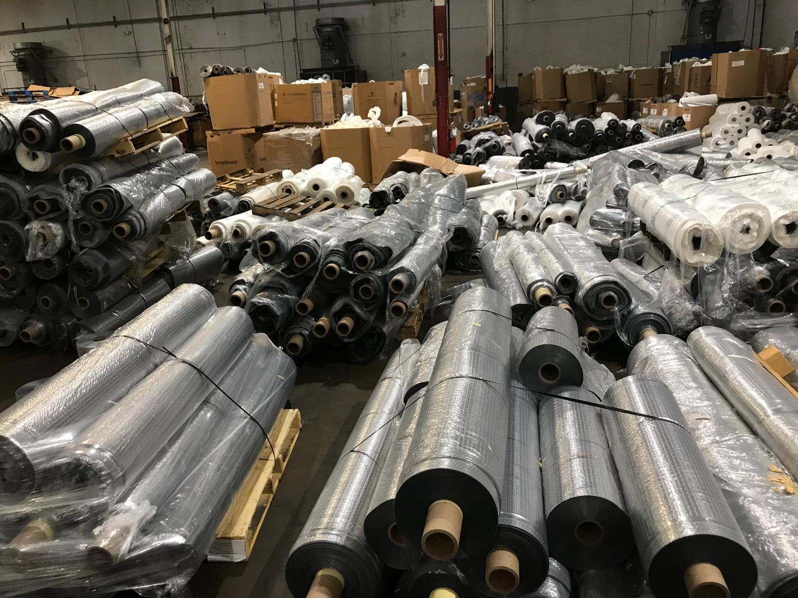 PE/PA Rolls (8% Nylon) 7393