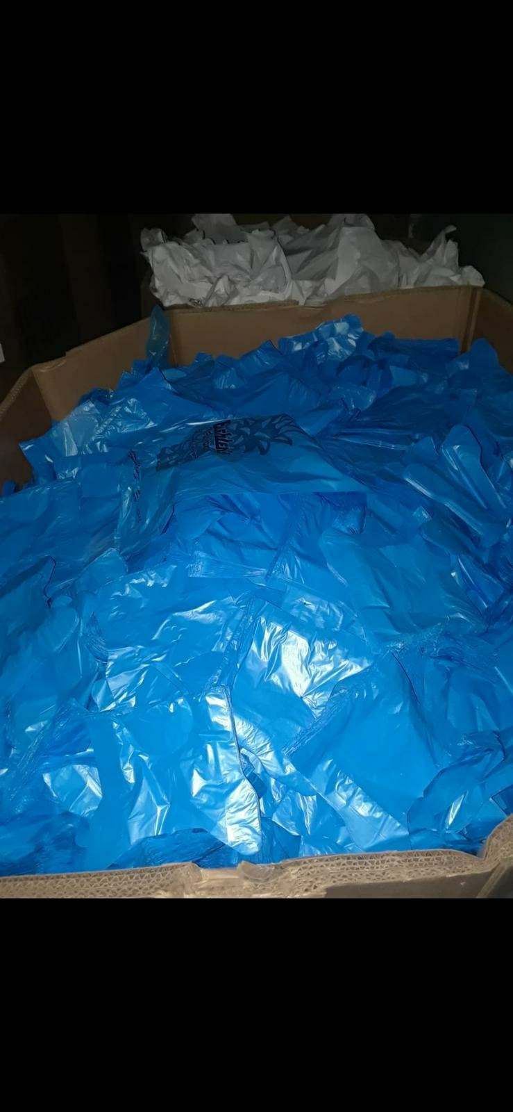 HDPE-HMW Mix color 7189