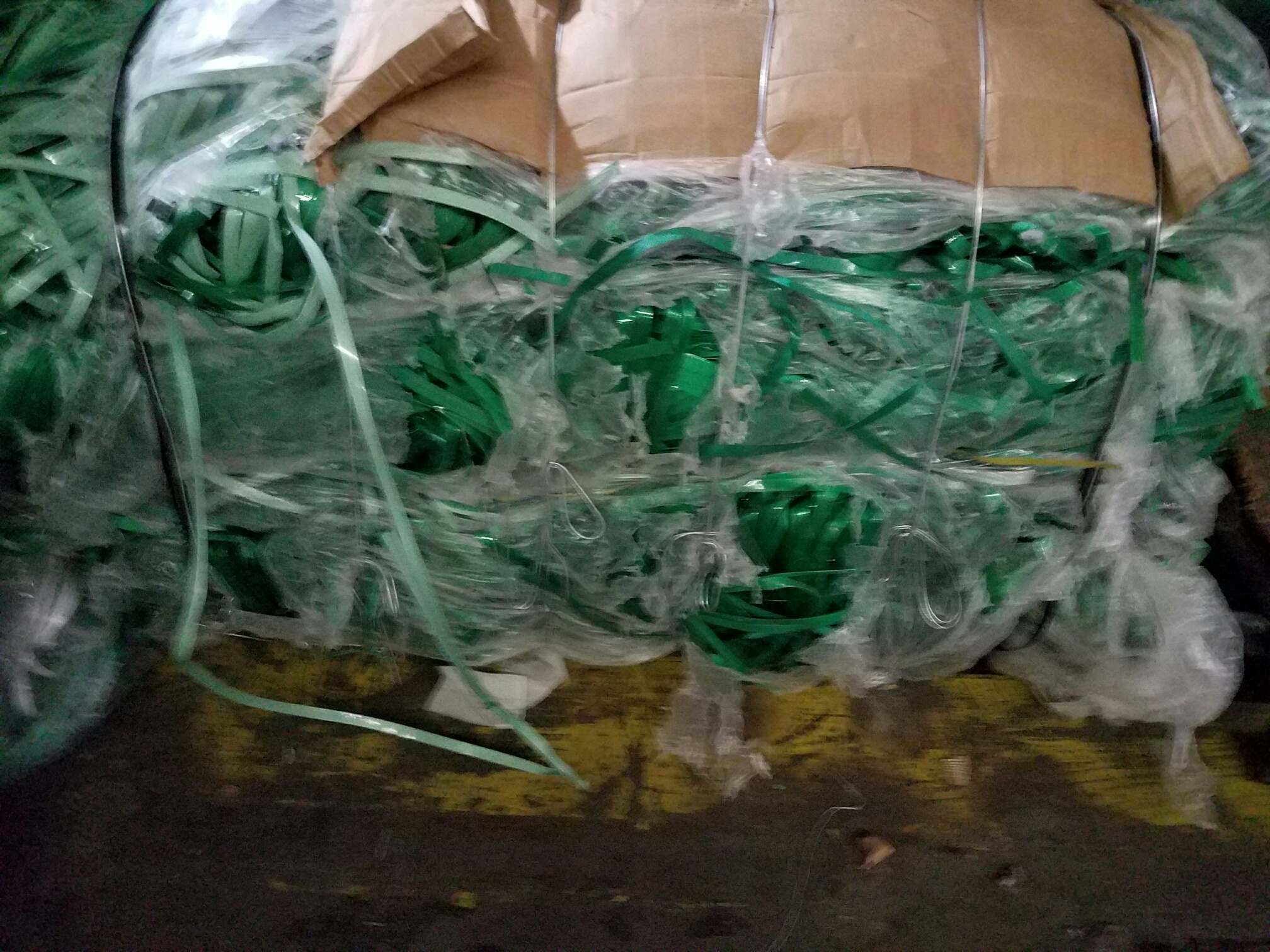 PET Strapping Bales  258