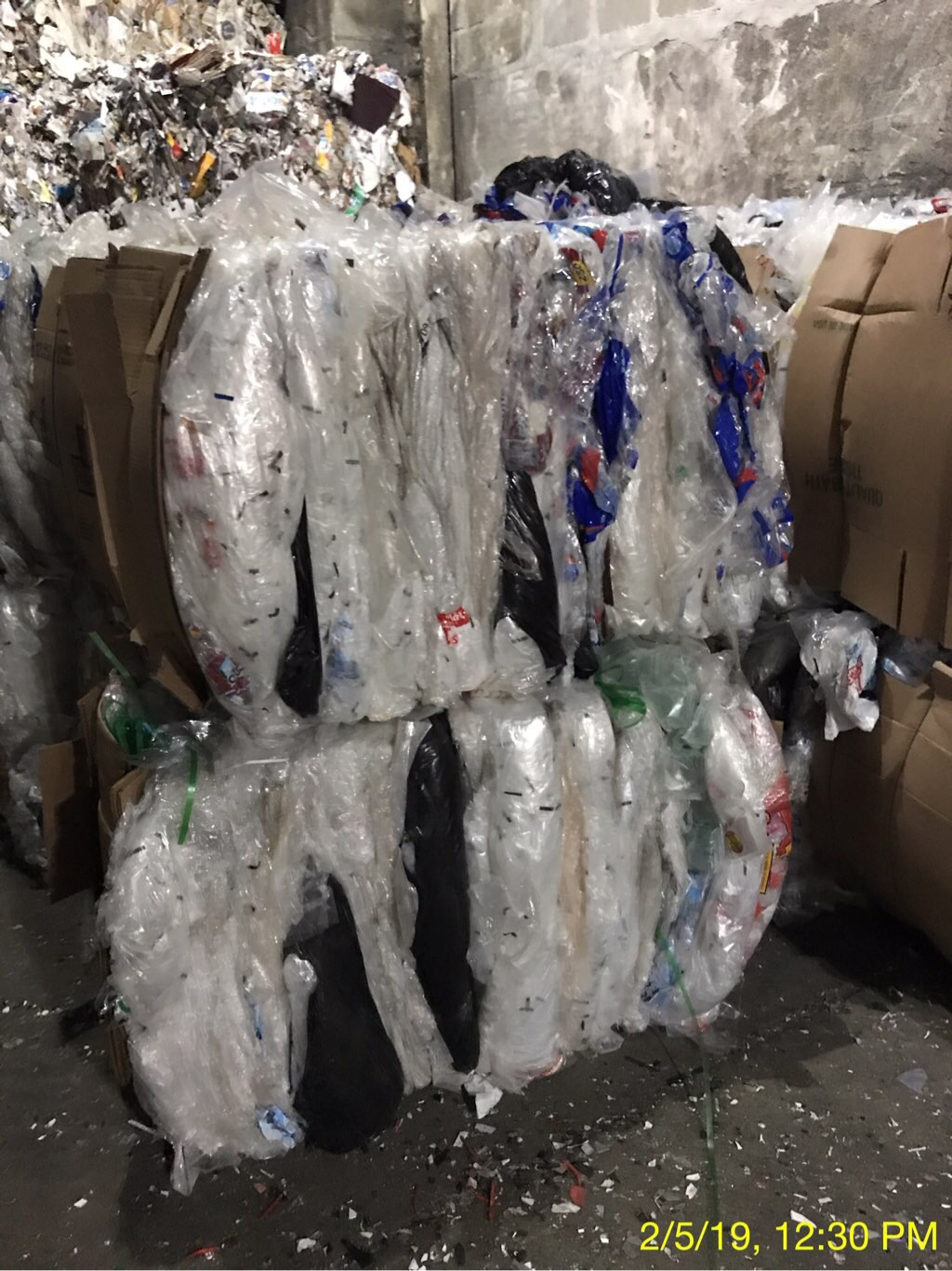 LDPE POST INDUSTRIAL  8869