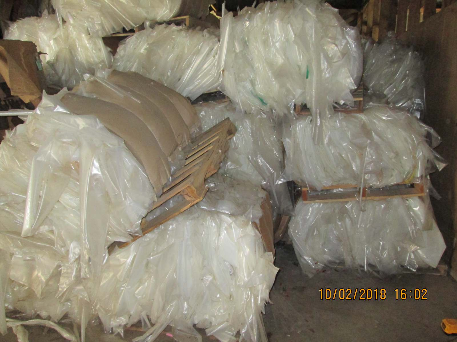 Post-ind. LDPE film w/ULDPE , Nylon and EVOH 2458
