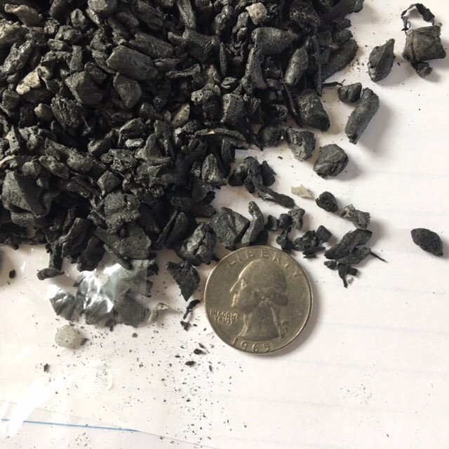 pa66 unfilled  regrind 2286