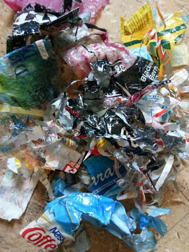 Pvc bottle wrapper 5467