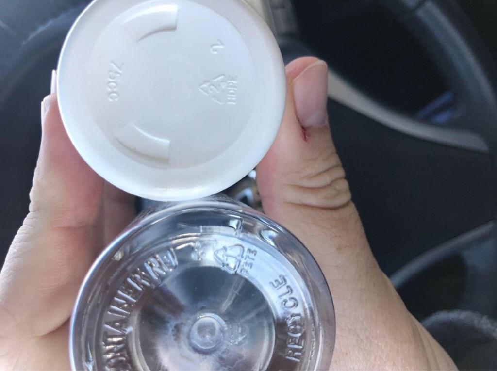 HDPE & PET bottles, new/unused in cases 8559