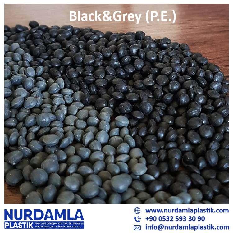 LDPE P.E Raw Materials 10521