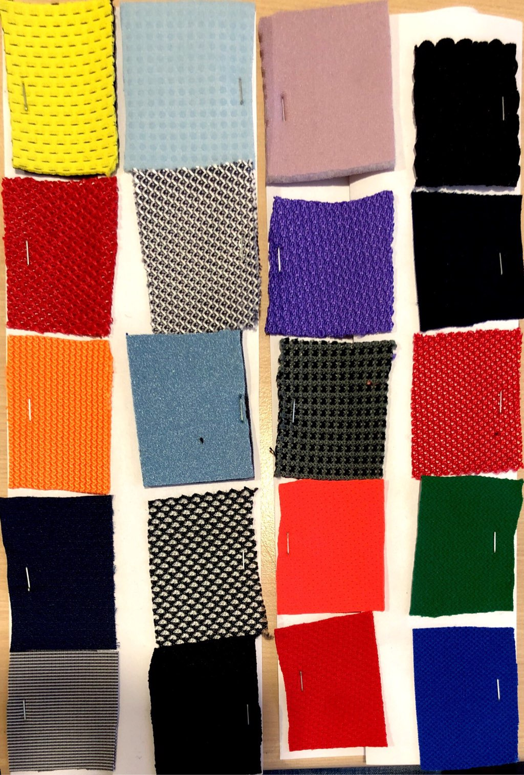 shoes  fabric roll 4707