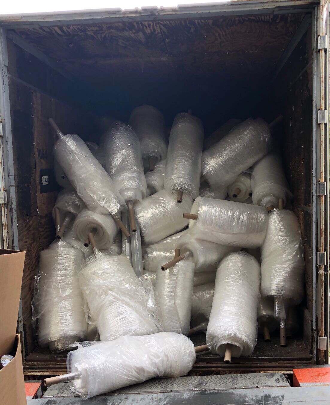 LDPE Film Rolls 8737