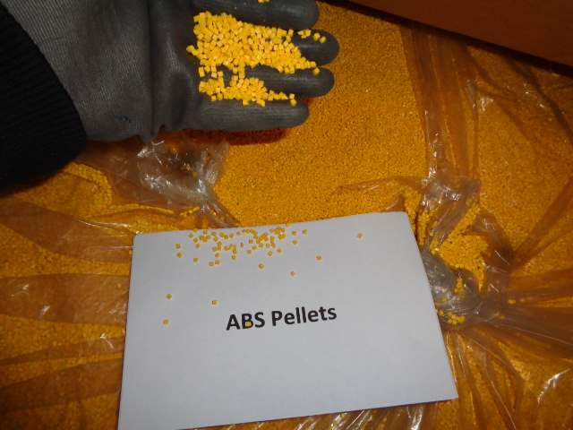 ABS Obsolete Virgin Pellets 7955