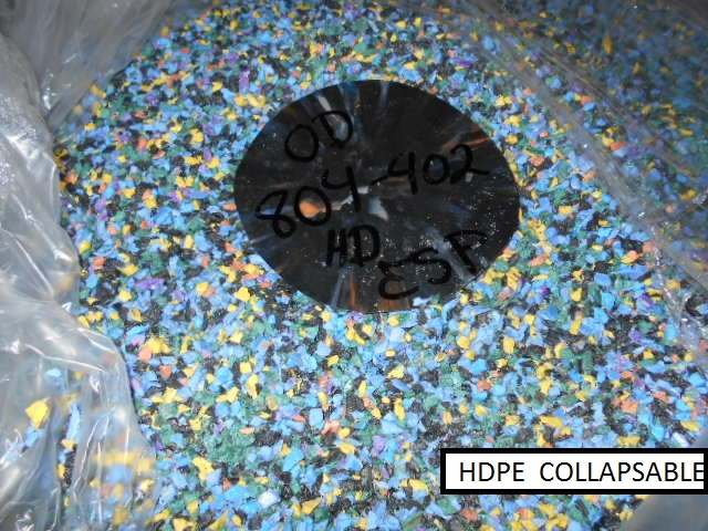 HDPE  REGRIND MIX COLOR 5133