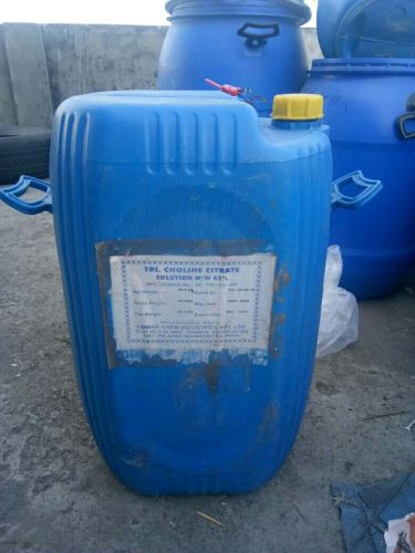 blue hdpe can 4818