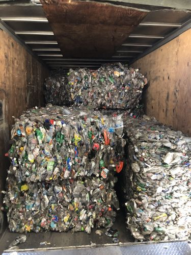 B Grade PET Bottles bales ongoing weekly 14132