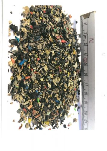 PVC Scrap from Cable recycling 21293