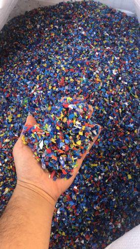 Bottle caps mix HDPE 20109