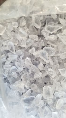 PC CLEAR Sheet Regrind no coating .14-.15 melt 15221