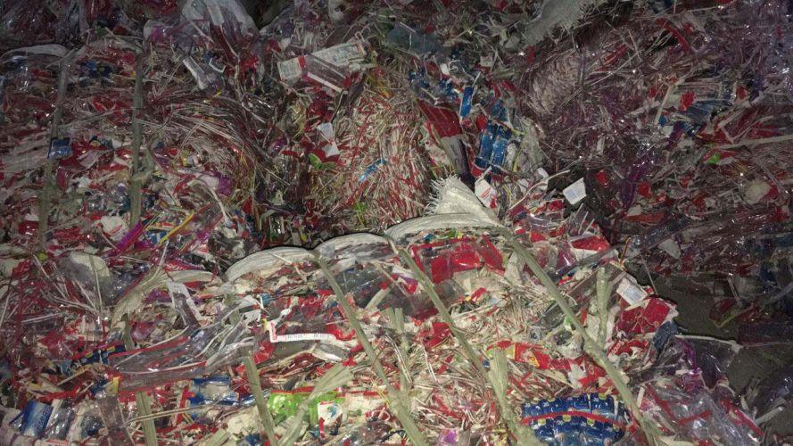 Plastic scrap  20367