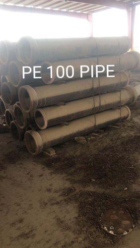HDPE 100 PIPE SCRAP  6795