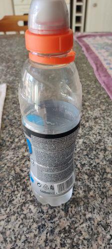 Plastic bottle 18467