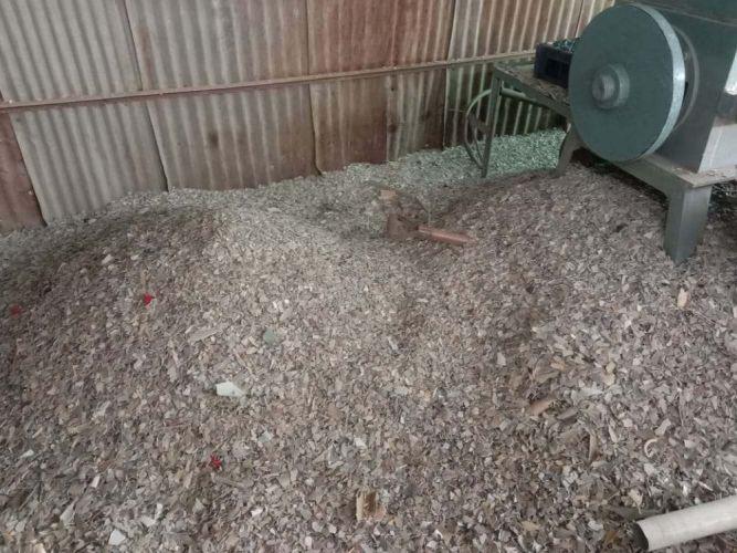 PVC grinding 22019