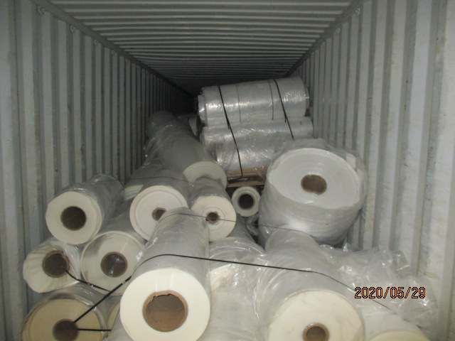 LDPE NATURAL ROLLS 17670