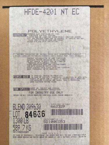 hfde -4201 nt ec  polyethylene  19946