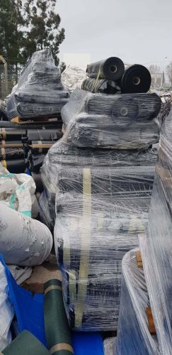 PVC in new flexible rolls spare industries. 2616