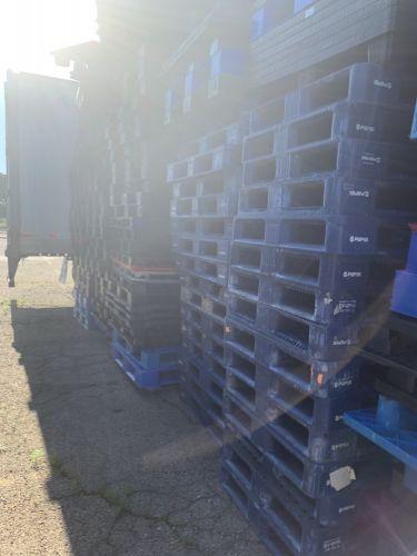 PP  plastic  pallets 15041