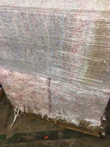 Butyrate shavings, scrap (rods & handles), purge 1225