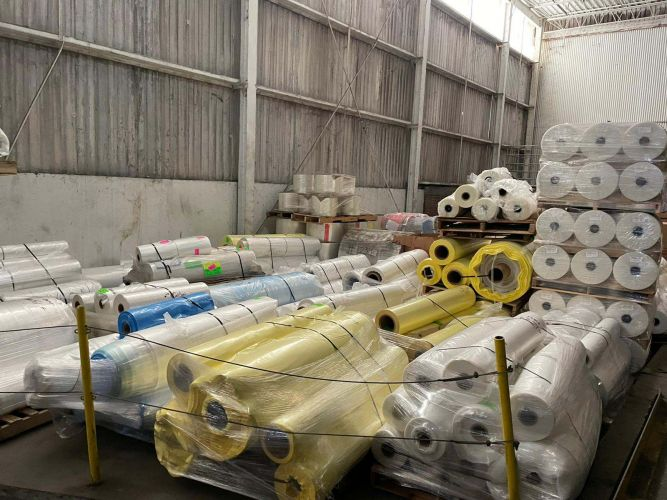LDPE  Rolls with 5% Nylon PA layer 21568