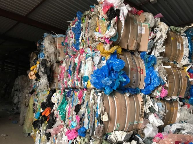 LDPE color sorted 11013