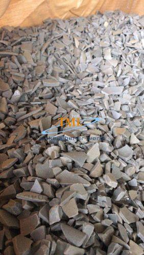 PVC grey pipe regrind 16886