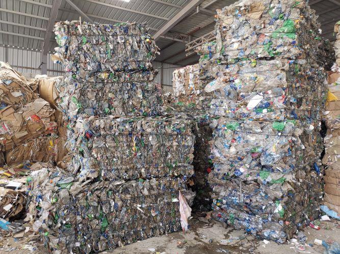 PET bottles scrap  12567