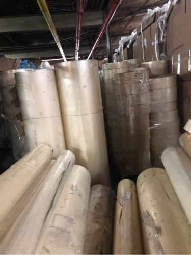 pp rolls with adhesive  9019