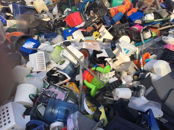Sert plastik geri dönüşüm malzemesi 15981