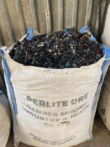 Black HDPE Grind 23724
