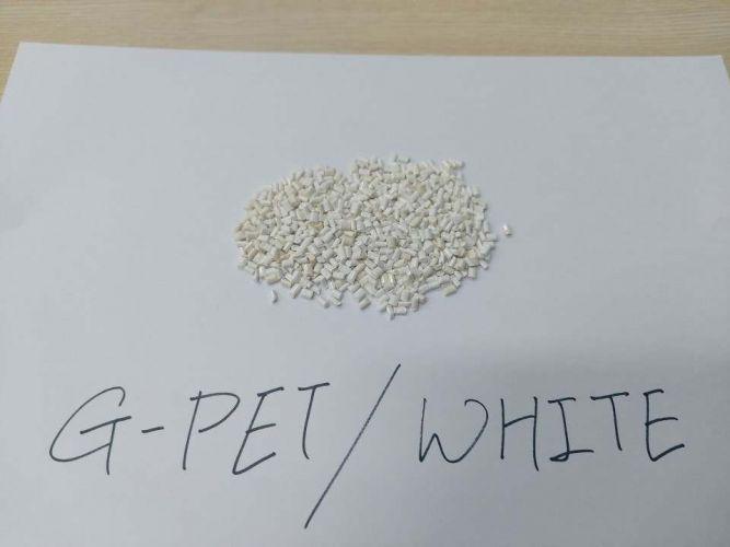 G-PET PELLETS WHITE 19915