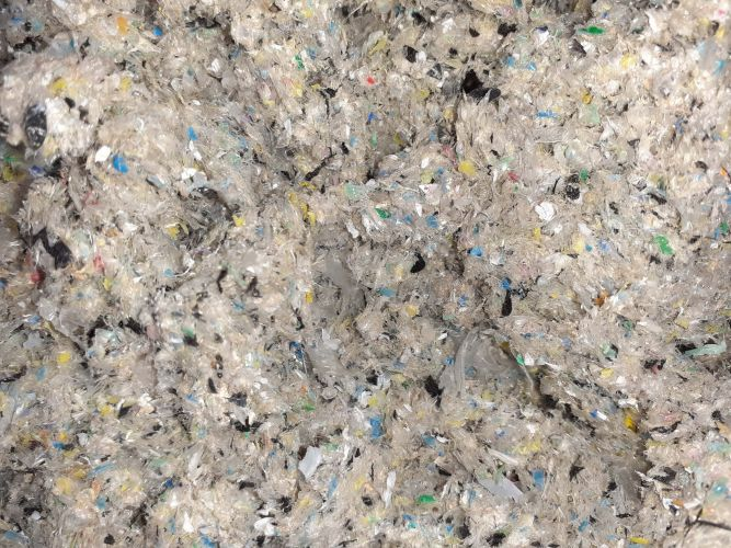 LDPE Small particles 22710