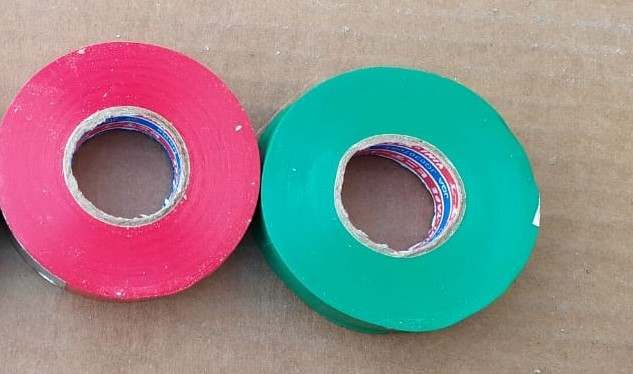 PVC TAPE ROLL 17255