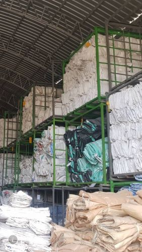 One time used PP jumbo bags for sale  12347
