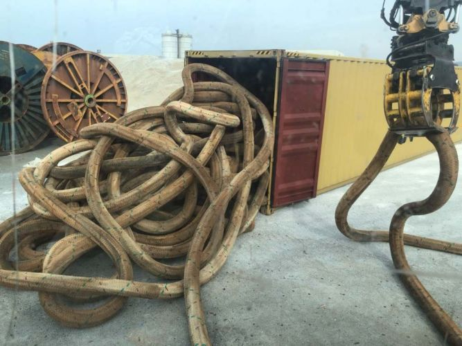 PA Nylon rope 17214
