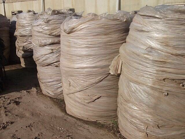 Clear LDPE Fumigation Film 6991