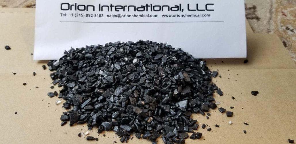 Polypropylene black regrind 11883