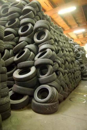 Tyres used 14633